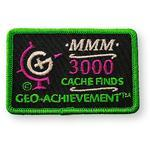 Patch 3000 Finds Geo-Achievement