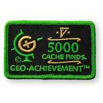 Patch 5000 Finds Geo-Achievement