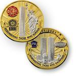 9-11 Commemorative Geocoin