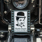 Charlie Chaplin - The King of Comedy Geocoin