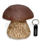 Mushroom geocache - complete kit