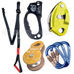 Rope Ascending and Descending Kit - BASIC Kombi