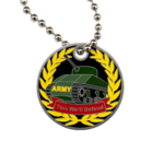 Army Travel Tag