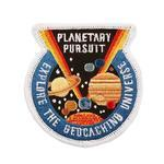 Planetary Pursuit nášivka