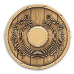 Viking Dragon Shield Geocoin - Valkyries