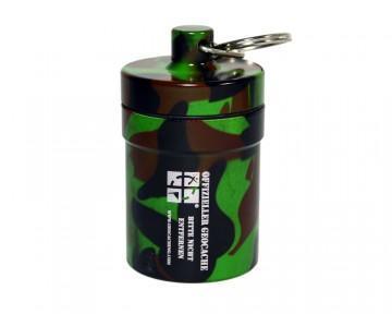 Small geocache - hliníkové vodotěsné pouzdro maskovací - 1