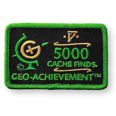 Nášivka 5000 Finds