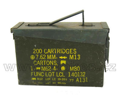 Ammobox 30 - 1