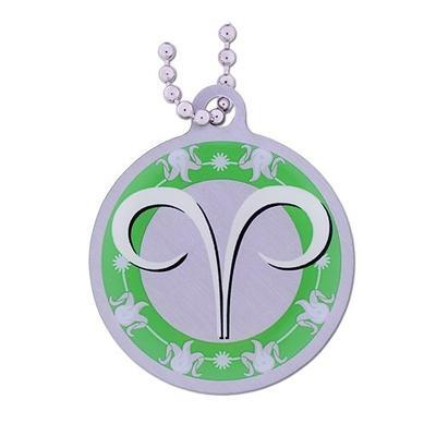 Zodiac Travel Tag - Beran (Aries) - 1