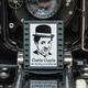 Charlie Chaplin - The King of Comedy Geocoin - 1/5
