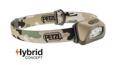 Petzl Tactikka Plus, Camo