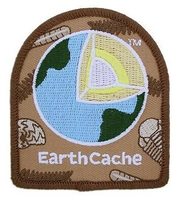 Nášivka s logem EarthCache