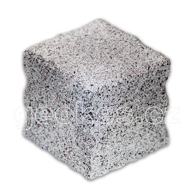 Dlažební kostka - maketa pro geocache - 1