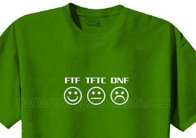 Triko FTF-TFTC-DNF - 1