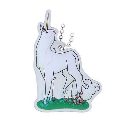 Hidden Creatures Travel Tag - Unicorn
