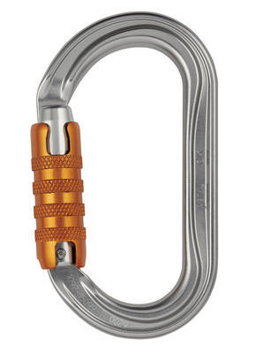 Karabina Petzl OK, Triact-lock