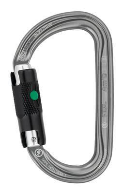 Karabina Petzl AM'D, Ball-lock