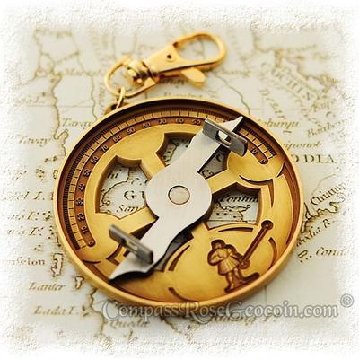 Mariners Astrolabe Geocoin