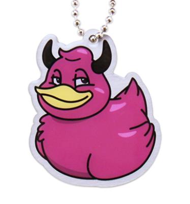 Deadly Duck Trackable Tag - Pride