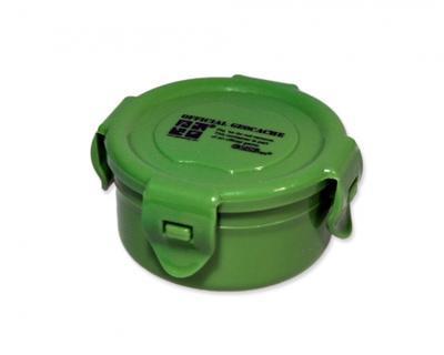 Krabička kulatá zelená 120 ml - 1