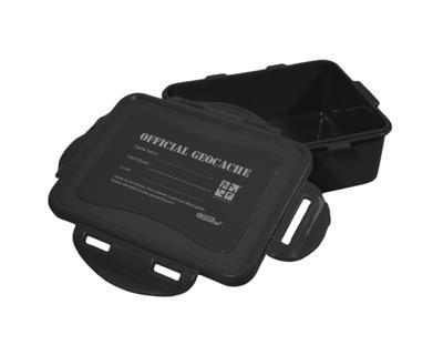 Container black 700 ml - 1