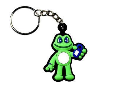 Signal the Frog trackovatelný přívěsek na klíče - 1
