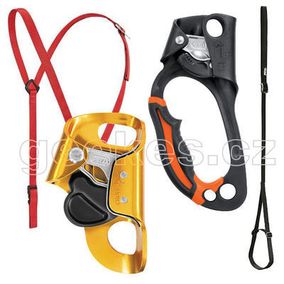 Petzl Advanced Croll Kit
