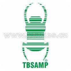 Travel Bug - samolepka zelená 17 cm