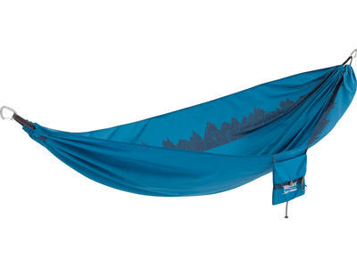 Hamaka SLACKER HAMMOCKS SINGLE, | Modrá