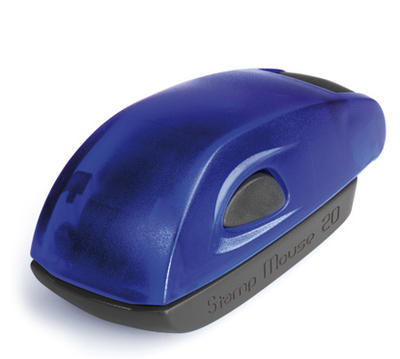 Stamp Mouse 20 - 14x38 mm - 1