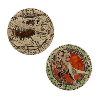 Dinosaurus Geocoin - Tyrannosaurus Rex