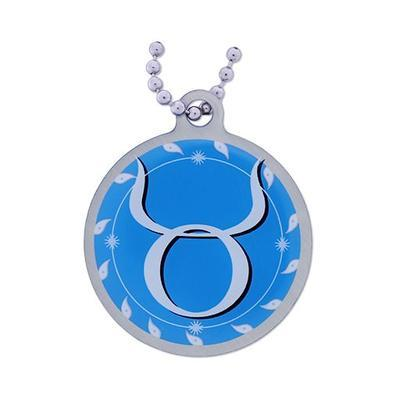 Zodiac Travel Tag - Býk (Taurus) - 1