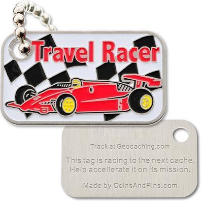 Travel racer - Formula red