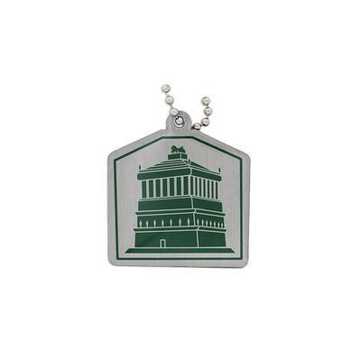 Ancient Wonders of the World Trackable Tag- Mausoleum of Halicarnassus