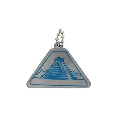 Modern Wonders of the World Trackable Tag- Chichén Itzá