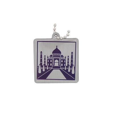 Modern Wonders of the World Trackable Tag- Taj Mahal