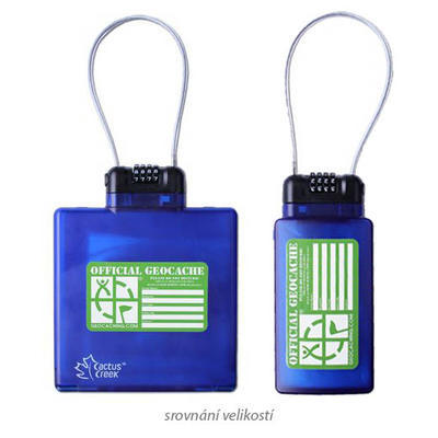 Aqualock™ Geocache Box - Medium - 2
