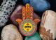 Hamsa Amulet Geocoin - Jasper - 2/2