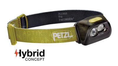 Čelovka Petzl ACTIK - 2