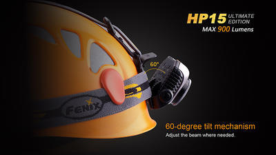 Čelovka Fenix HP15 Ultimate Edition - 2