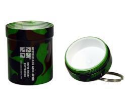 Small geocache - hliníkové vodotěsné pouzdro maskovací - 2
