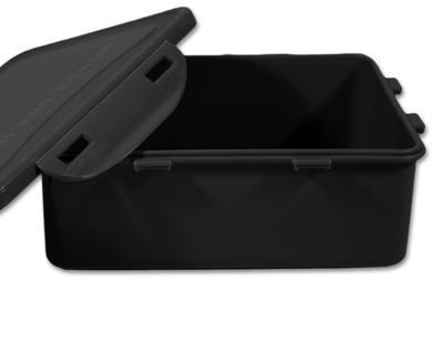 Krabička černá 1,2 l - 2
