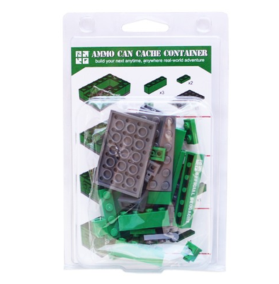 Build Your Own Ammo Can Brick Set - 3