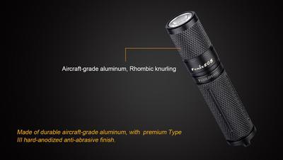 LED svítilna Fenix E05 XP-E2 - 3