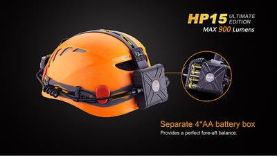 Čelovka Fenix HP15 Ultimate Edition - 3