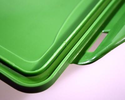Krabička kulatá zelená 120 ml - 3