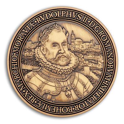 Rudolf II. Geocoin - Sada s Limitovanou Edicí - 4