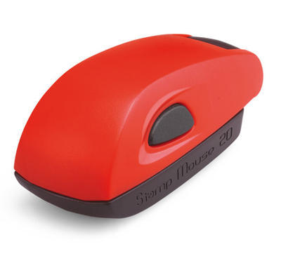 Stamp Mouse 20 - 14x38 mm - 4