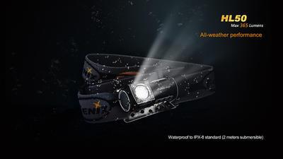 Čelovka Fenix HL50 - 5