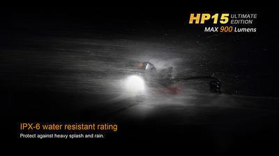 Čelovka Fenix HP15 Ultimate Edition - 7